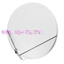 """Спутниковая антенна """"супрал"""" диаметром 0,9 м. без логотипа"""