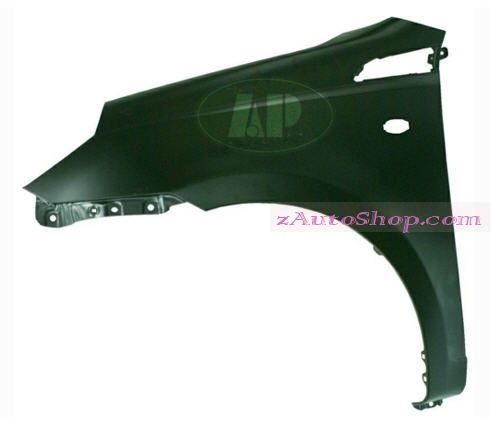 Крыло переднее правое CHEVROLET AVEO HB (T255)