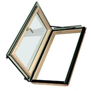 Распашные мансардные окна FWR U3 FWR L3