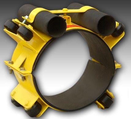 Комбинированные опорные кольца ПМТД Тип II