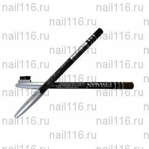 Косметический карандаш для бровей Rimalan PS201-2 коричневый