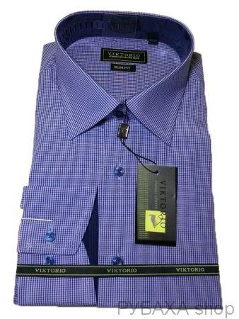 Рубашка Viktorio S1109-1 Slim Fit