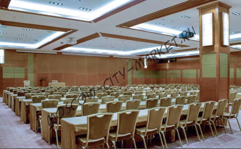 ВИП-Конференц Зал  Rad (до 350 чел)