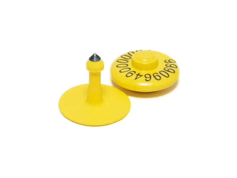 Комплект ушных микрочипов для КРС, МРС F4S HDX SLIM/M2L