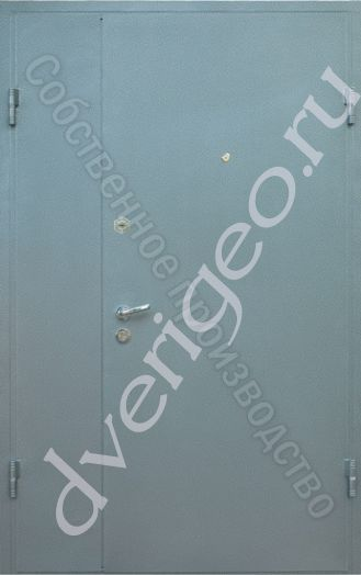 Дверь тамбурная (Покрас НЦ + винилискожа)