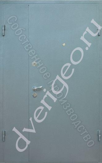 Дверь тамбурная (Порошковый покрас + винилискожа)