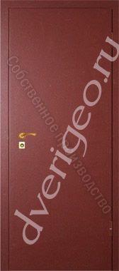 Дверь противопожарная с пределом огнестойкости (EI- 60)