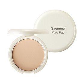The Saem Saemmul Pure Pact 12g - Пудра компактная