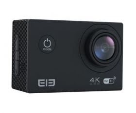 ELECAM Explorer 4K Ultra HD WiFi ActionCam