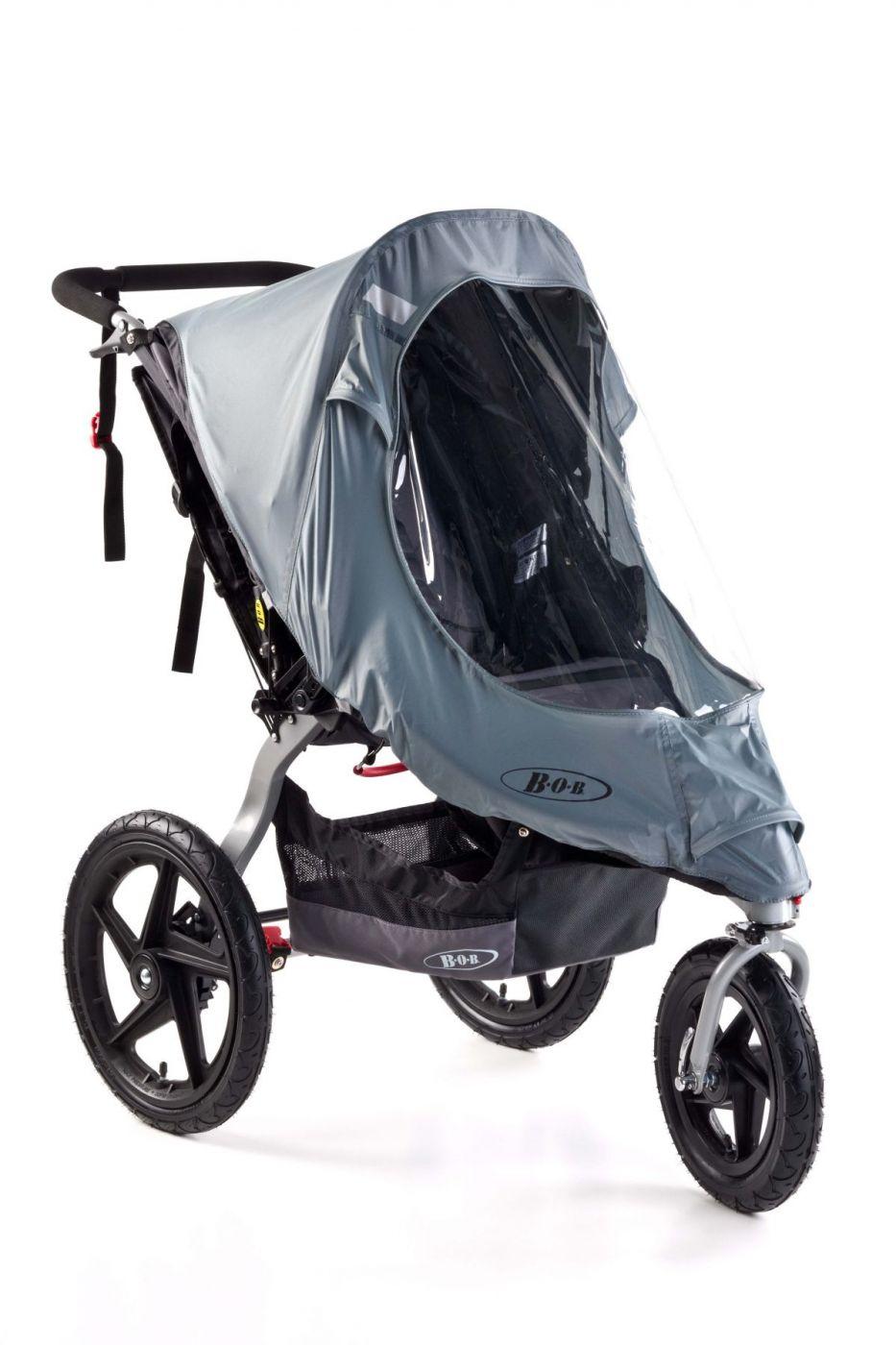 Дождевик для колясок BOB с поворотным колесом