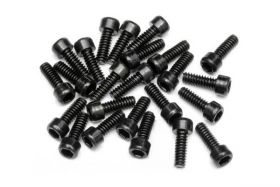 Wheel Screw 2,5x8mm 20pc