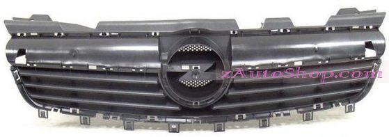 Решетка радиатора черная ZAFIRA B с 2009г.