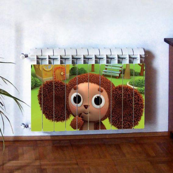 """Фотодекор для радиатора отопления """"Дети 0011"""""""