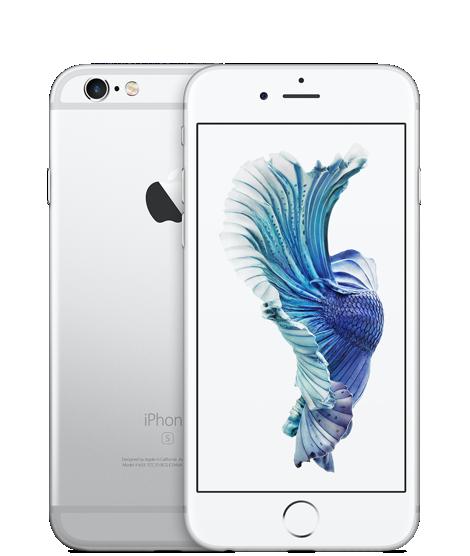 Apple iPhone 6S Plus 128GB LTE Silver