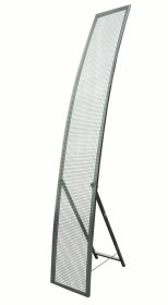 Буклетница ширина 45 см, тип B, выгнутая
