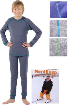 Детское термобельё NordKapp