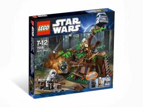 7956 Лего Атака эвоков