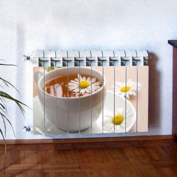 """Фотодекор для радиатора отопления """"Кухня 0002"""""""