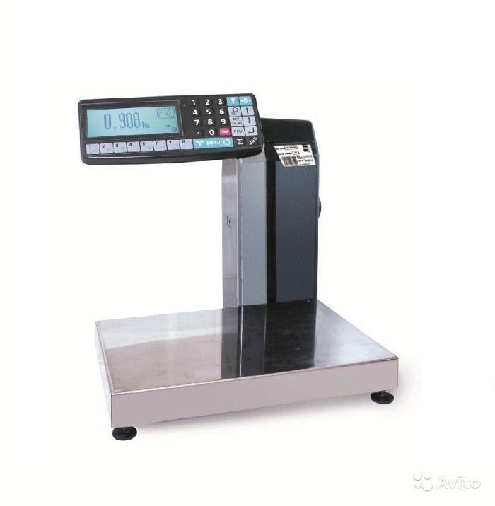 Весы Масса МК-RL10-1