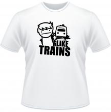 I Laik Trains