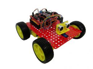 Конструктор - робот ПЕЧЕНЕГ Батана. Микроэлектроника и схемотехника.
