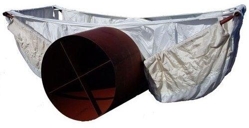 Полимерно-контейнерное балластирующие устройство ПКБУ