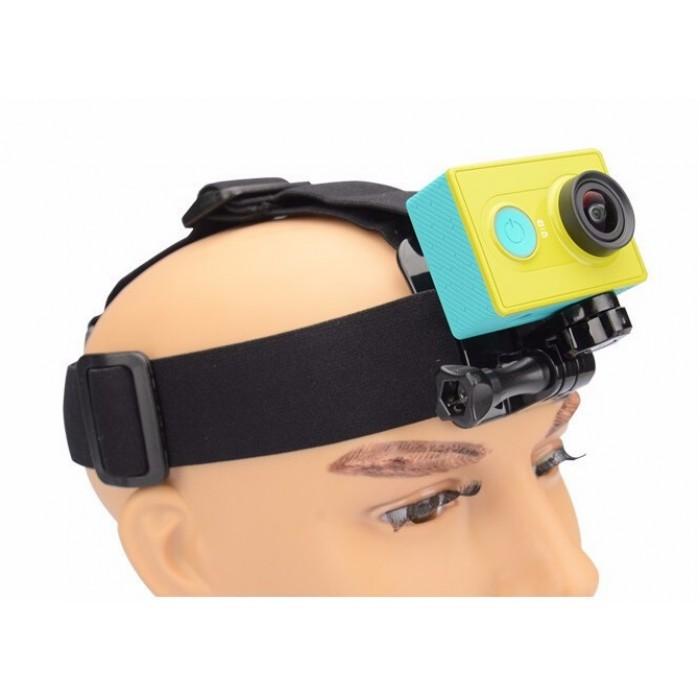 Держатель на голову для экшн-камеры