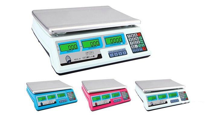 Весы бытовые электронные SPRINT NECS