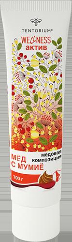 Мёд с мумиё (100 г)