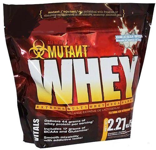 Mutant - Whey (2270г/5lb)