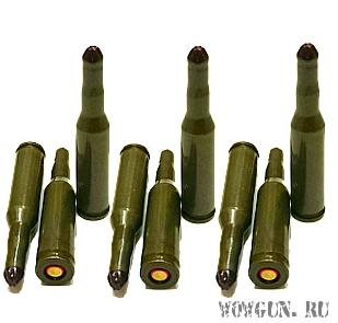 Холостые патроны 5,45х39 мм