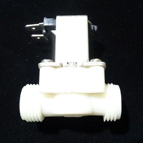 Электромагнитный клапан проходной