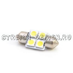 Светодиодная панель белая  10*31 4smd 5050 12V