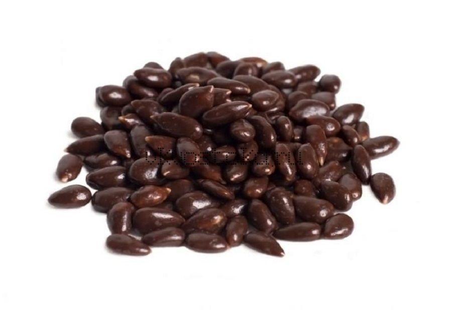 Семена подсолнечника в темном шоколаде 1кг