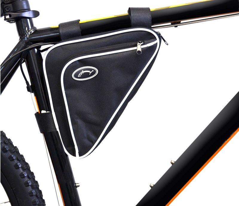 Велосумка подрамная задний треугольник