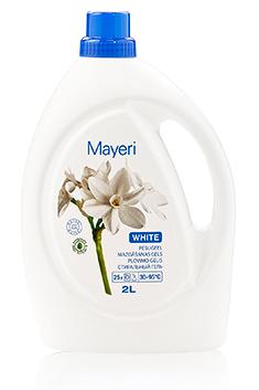 Гель для стирки Mayeri White 2,0 л
