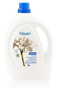 Гель для стирки белого Mayeri White 2,0 л