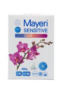 Стиральный порошок для стирки цветного Mayeri Sensitive Color 400 г