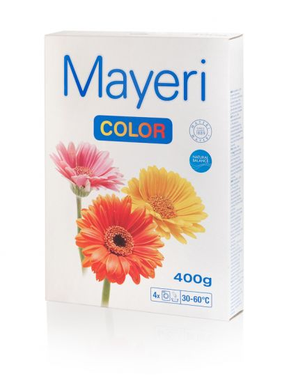 Стиральный порошок Mayeri Color 400 г