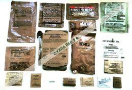 Сухой паек армии США - MRE (Meal Ready to Eat)