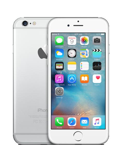 Apple iPhone 6 Plus 128GB LTE Silver