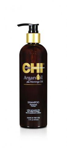 Шампунь CHI с экстрактом масла Арганы и дерева Маринга 355 мл
