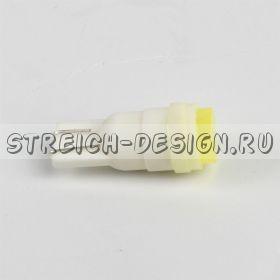 Светодиодная лампа T10 Ceramic 1w COB белая 12V