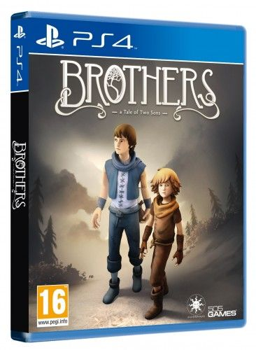 Игра Brothers a Tale of Two Sons (PS4)