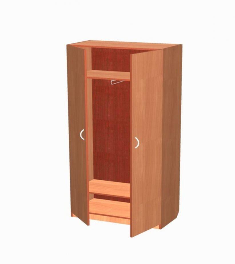 Шкаф для одежды, 2-х дверный