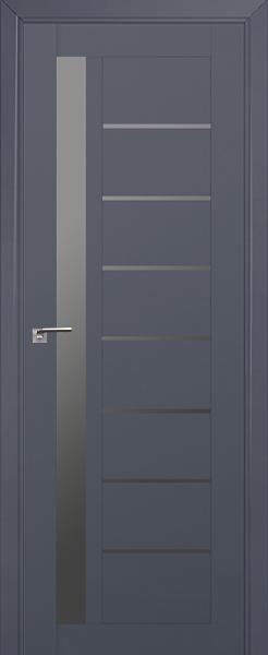 Межкомнатная дверь Профильдорс 37U Антрацит