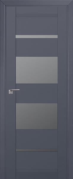 Межкомнатная дверь Профильдорс 72U Антрацит
