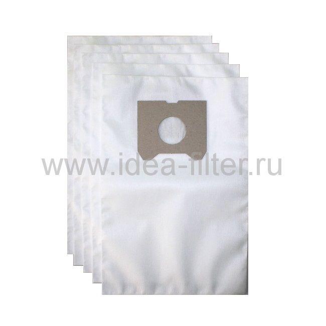 IDEA PH-01 мешки для пылесоса PHILIPS Triathlon - 4 шт синтетические одноразовые