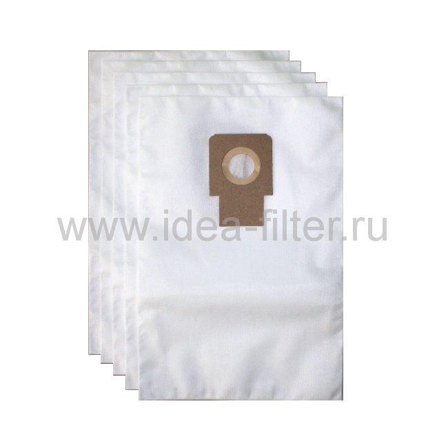 IDEA TMS-01 мешки для пылесоса THOMAS TWIN - 4 шт синтетические одноразовые