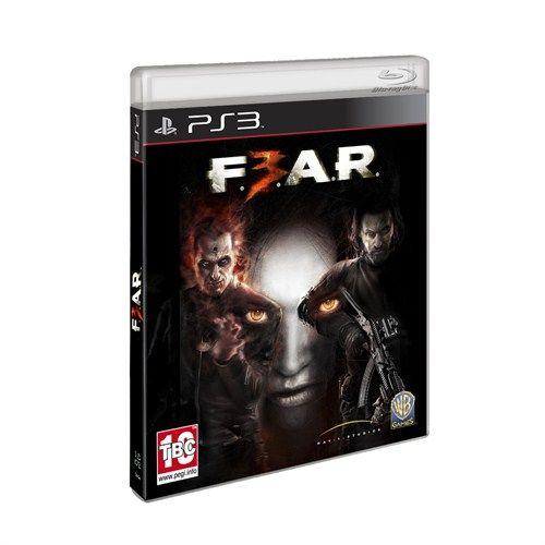Игра F.E.A.R. 3 (PS3)